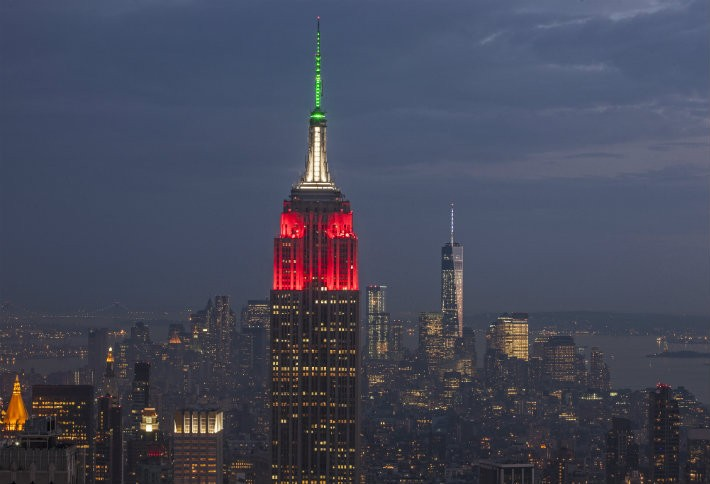 3. Empire State Building, NYC