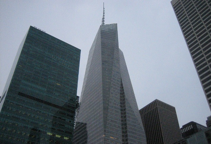 4. Bank of America Tower, NYC