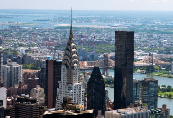 10. Chrysler Building, NYC