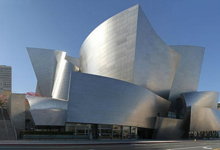 2. Walt Disney Concert Hall