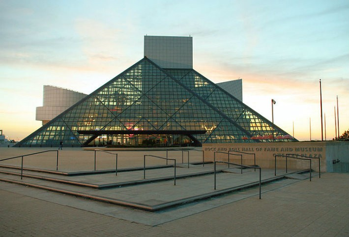3. Rock and Roll Hall of Fame