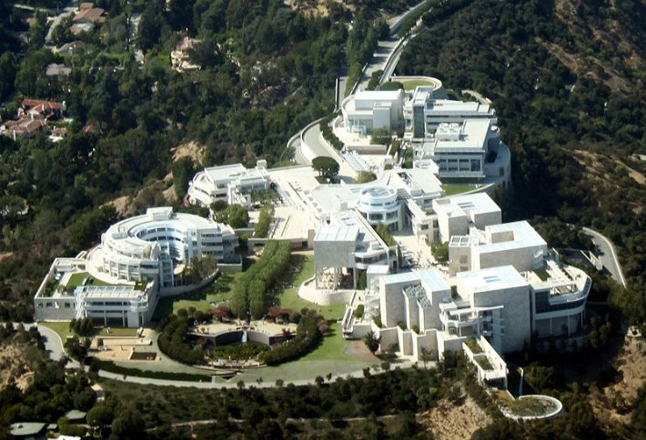 9. Getty Museum