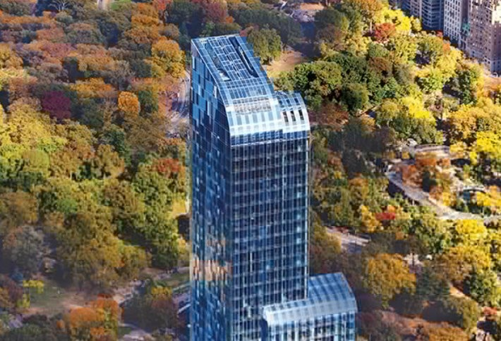 4. ONE57, New York