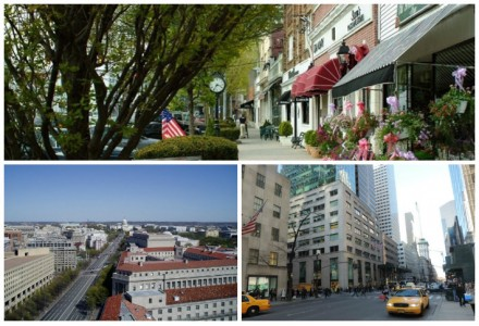 10 Most Expensive Office Streets in the Country