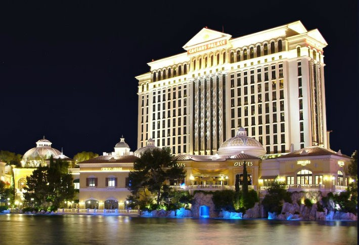 3. Caesars Entertainment