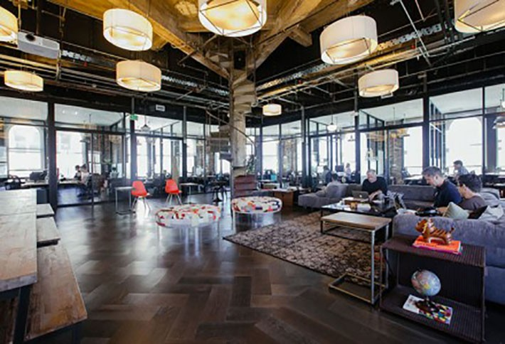 A $6B WeWork: How Does That Value Measure Up?