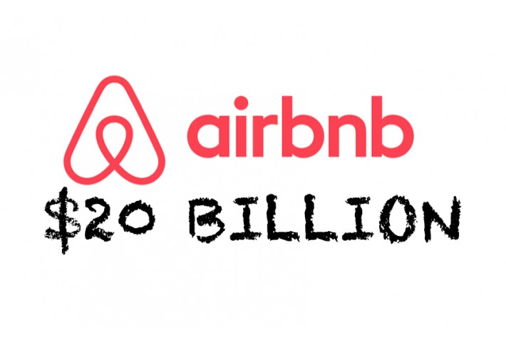 Airbnb Reportedly Hits $20B Valuation