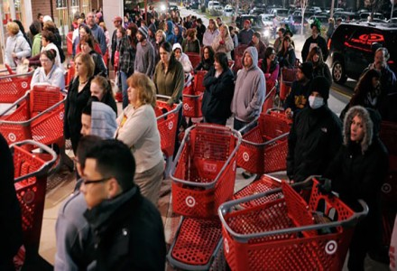 Black Friday Sales Take Big Dip