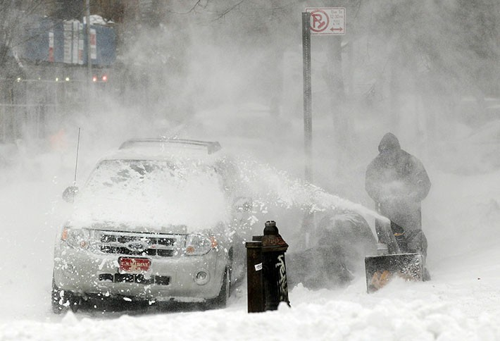Blame the Snow: Jobless Claims Rise, Again