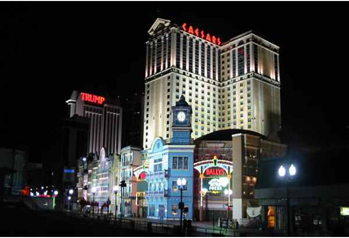 Caesars Close to Bankruptcy Agreement