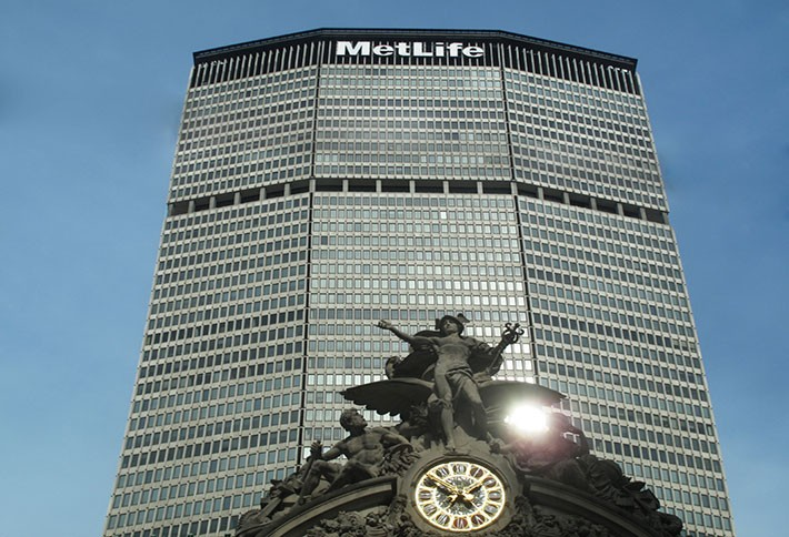 California Mogul Is Surprise Owner of Manhattan's MetLife Building