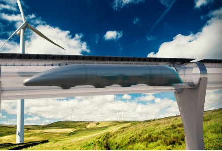 Elon Musk's Super Fast Hyperloop Network To Break Ground