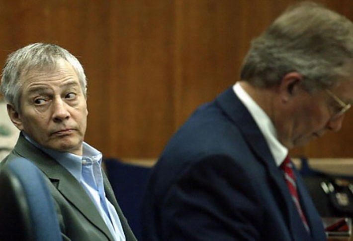 HBO Doc Leads LA DA to Reopen Durst Case