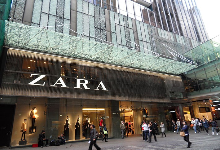Inditex Breaks Retail Sale Price Record