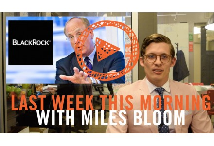 Last Week This Morning with Miles Bloom (Episode 1)