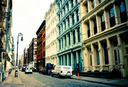 Manhattan's Top 10 Priciest Retail Districts