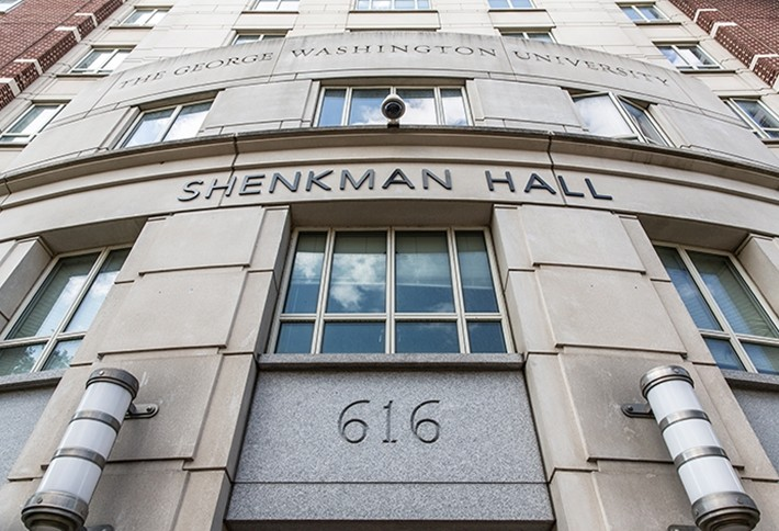 Mark Shenkman Hall at George Washington University – Washington, DC