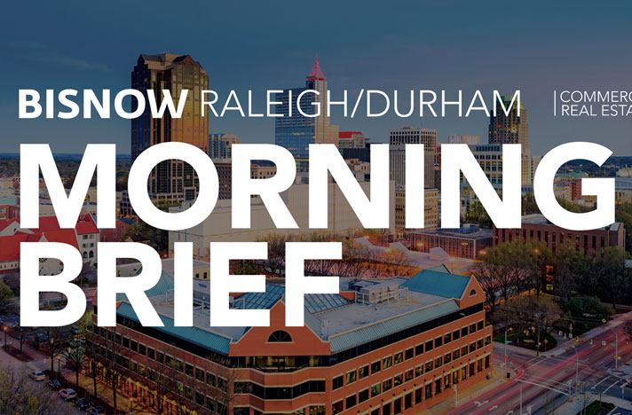 Top 10 Most Popular Commercial Real Estate Stories This Week (Raleigh/Durham)