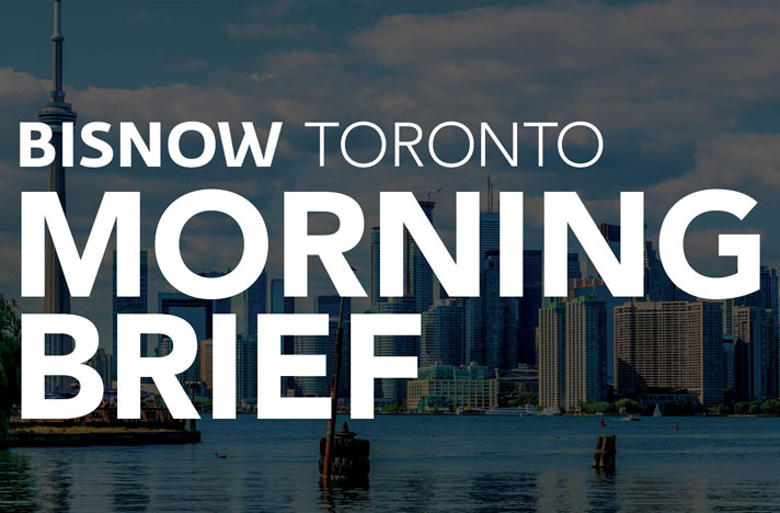 15 Things You Need to Know this Morning (Toronto)