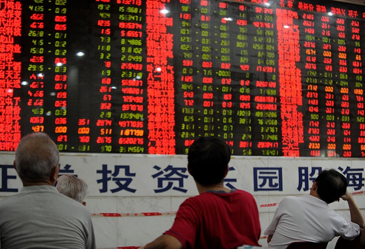 Panic Selling Sinks Chinese Stock Market