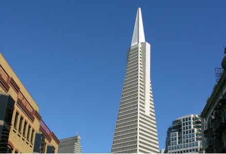 S.F.'s Tallest Buildings