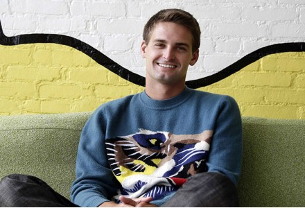 Snapchat CEO Confirms Tech Bubble, Announces IPO Anyway