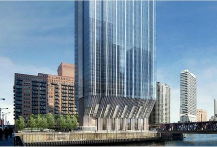 These 4 Buildings Are The Future Of Chicago S Riverwalk
