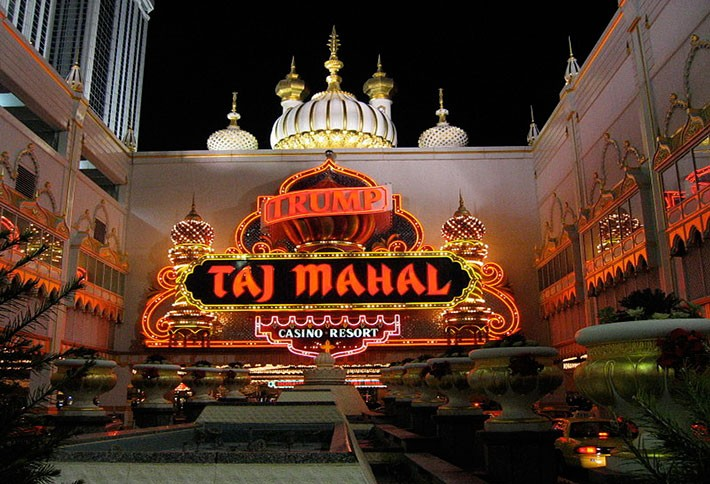 Trump Taj Mahal To Close Next Month